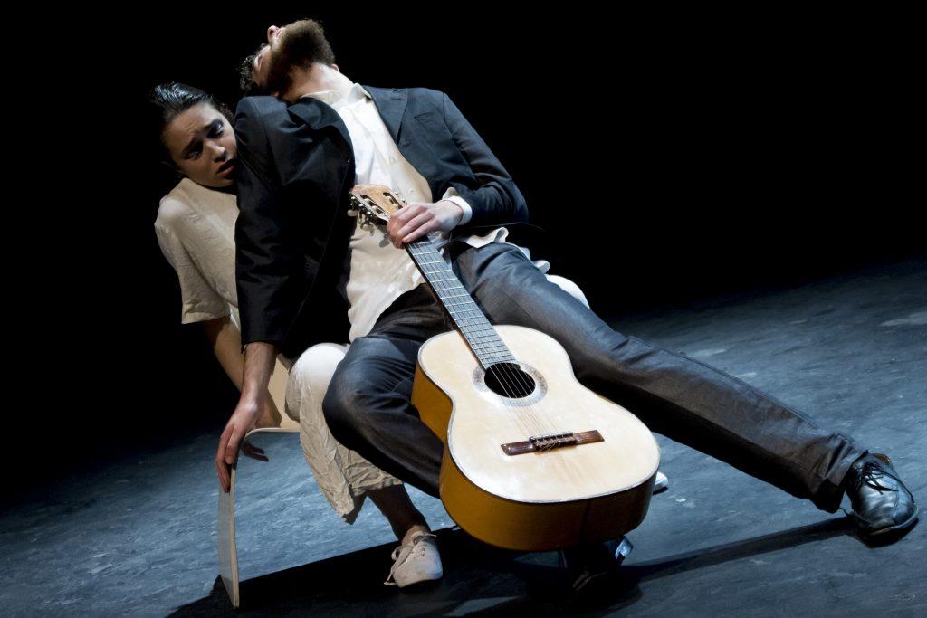 """GTN, """"O percevejo"""", Teatro do Bairro, '16"""