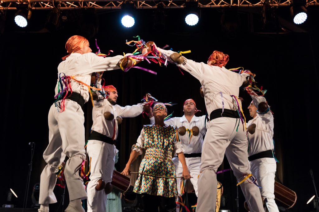 Les Enfants D'Arausio, Festival CIOFF, '18