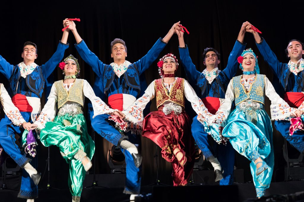 Hacettepe University Children and Youth Folk Dance Ensemble, Festival CIOFF, '18