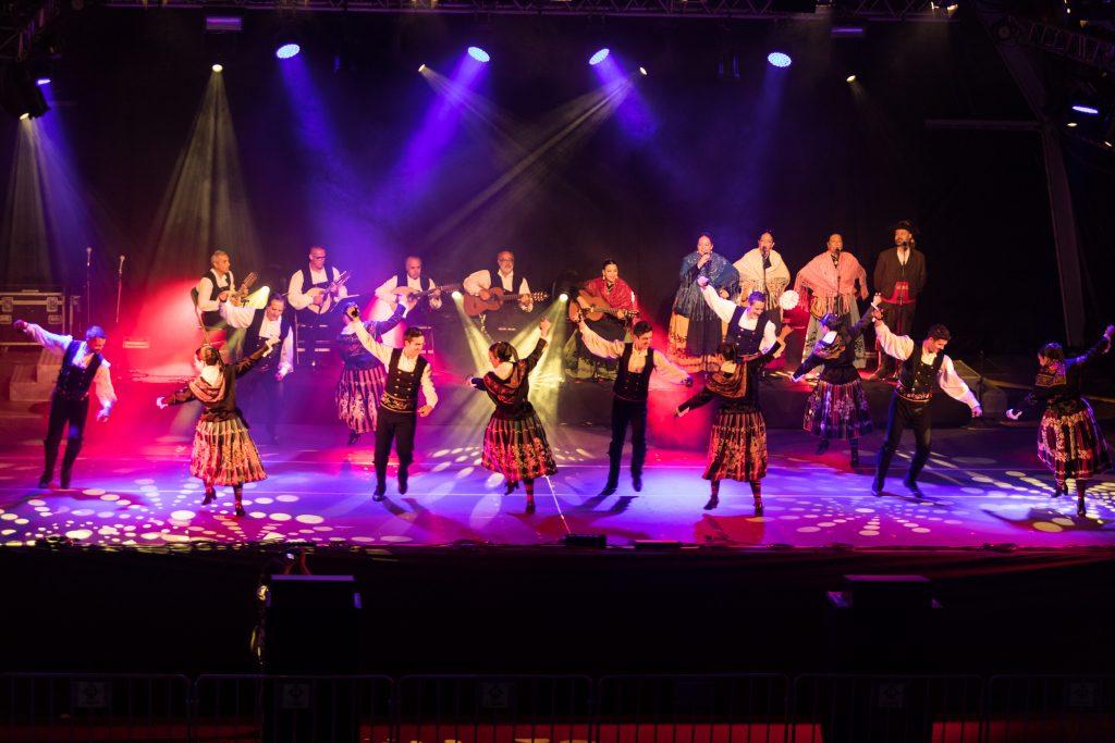 Coros y Danzas Mazantini, Festival CIOFF, '18