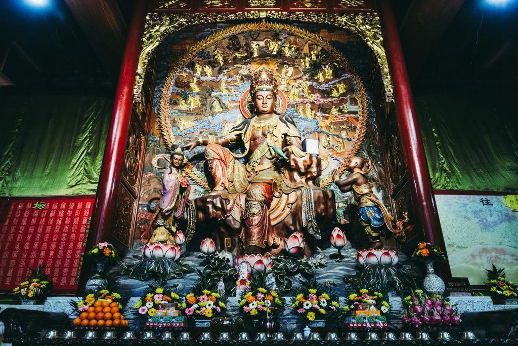 Leshan Giant Buddha, Sichuan