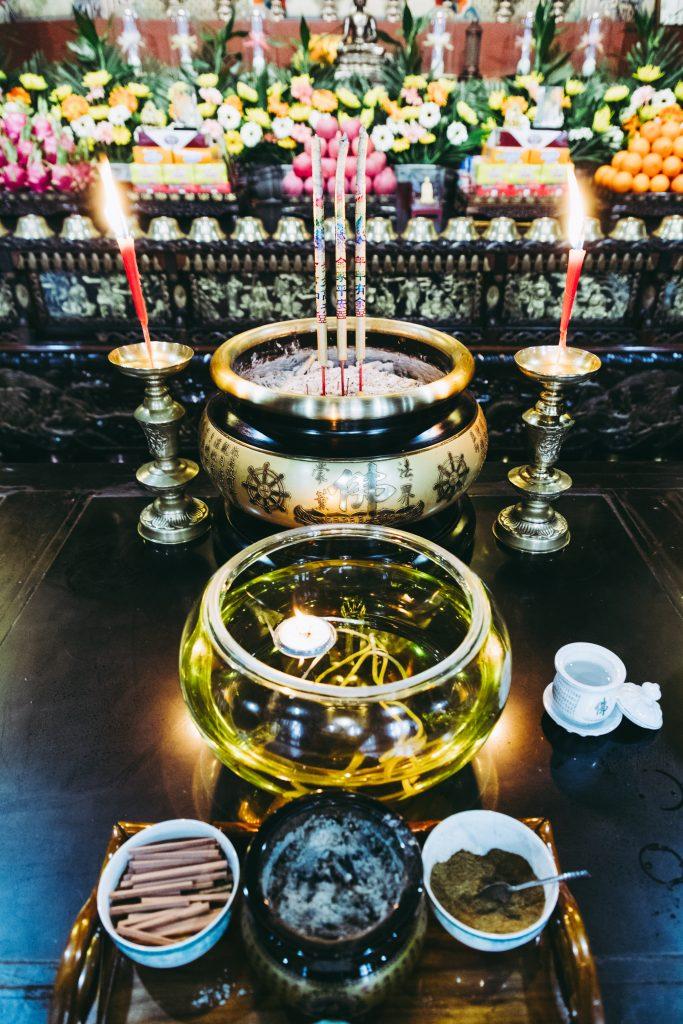 Leshan Giant Buddha Temple, Sichuan