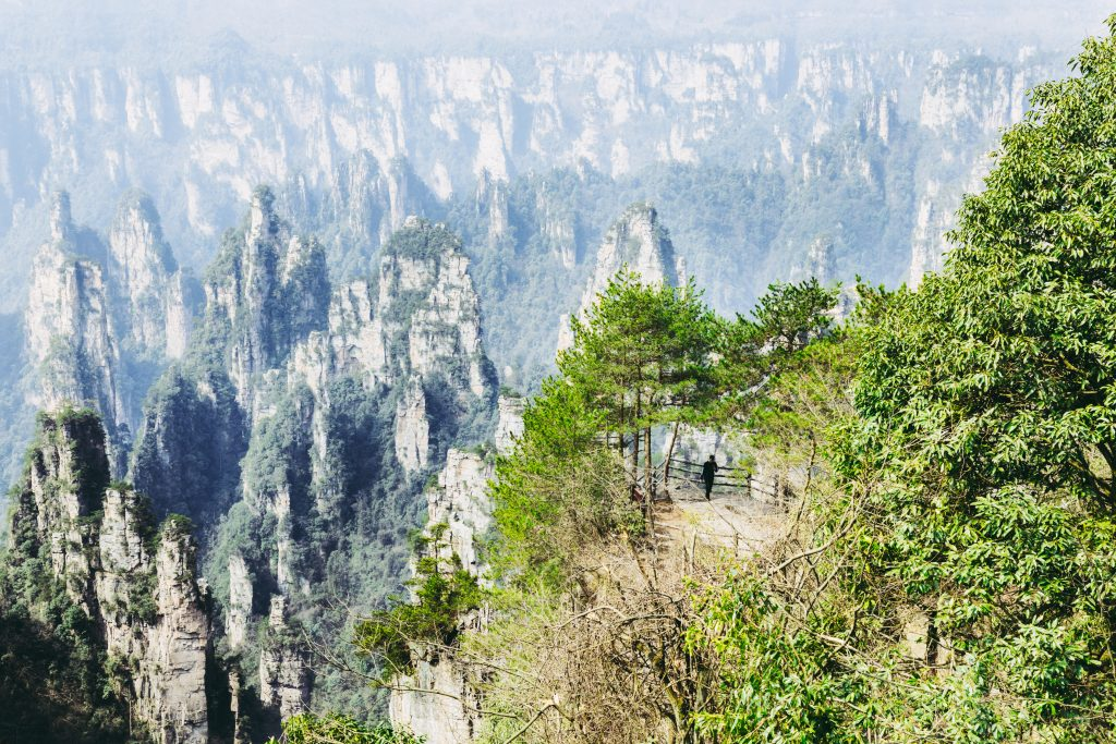 Zhangjiajie National Forest Park, Hunan