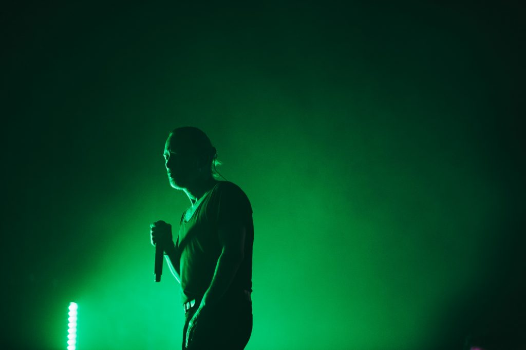 Thom Yorke, NOS Alive, '19