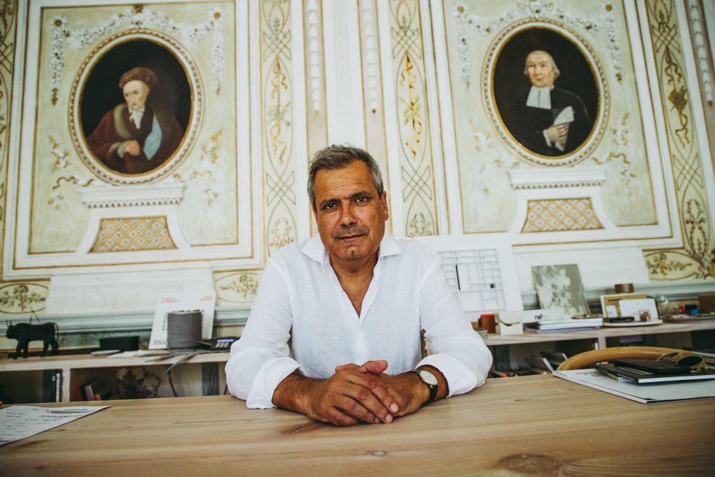 Manuel Aires Mateus, Arquitecto