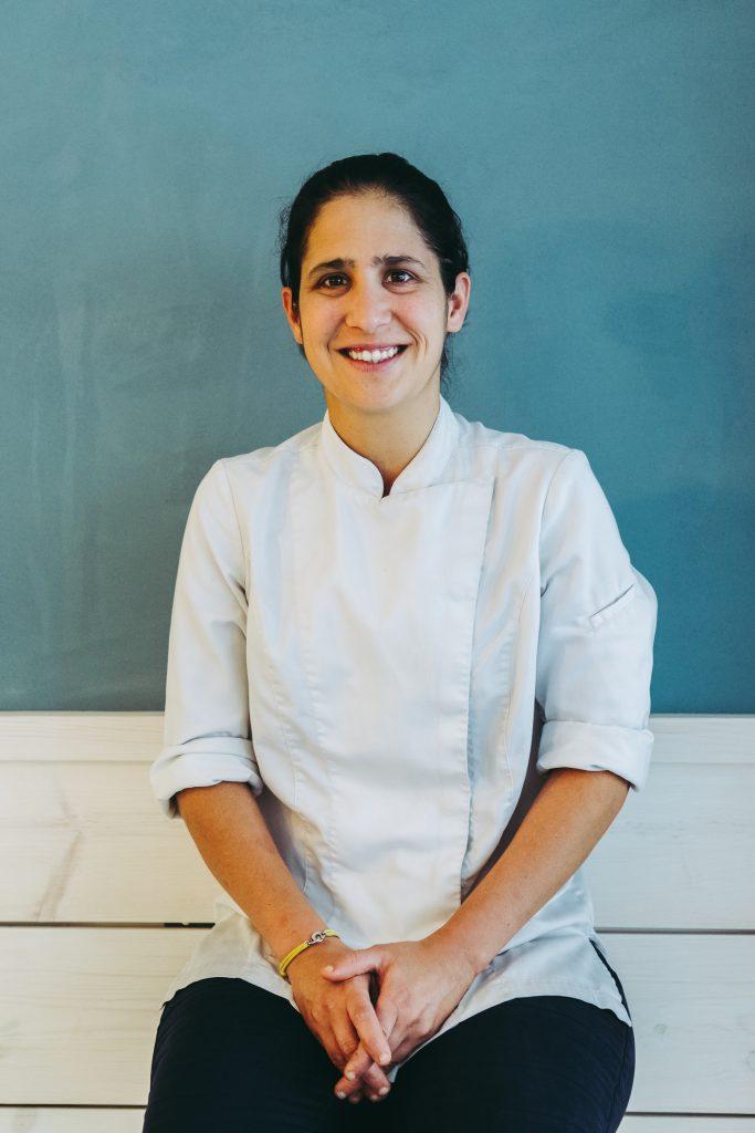 Na foto, a chef Ana Moura