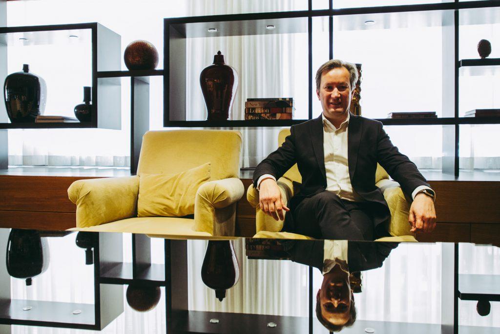 João Nuno Serra, Presidente da Enforcesco