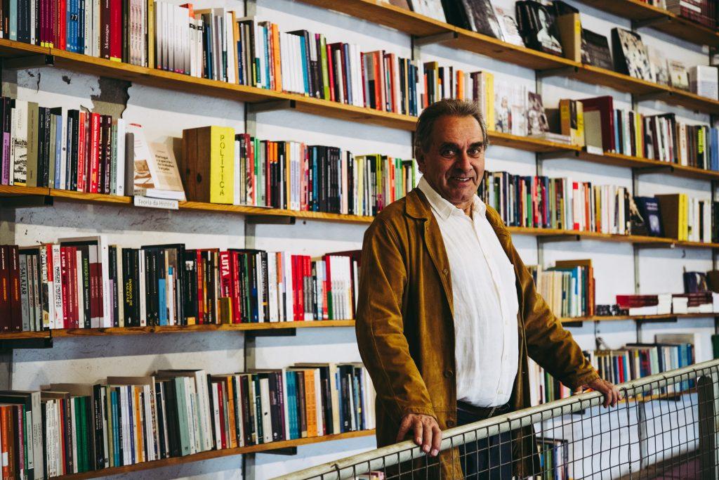 José Pinho, director-geral da Ler Devagar