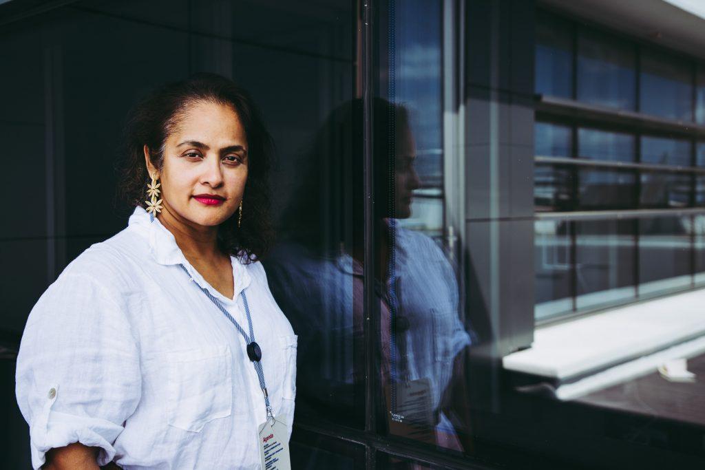 Jaya Baloo, Especialista em cibersegurança e computação quântica.