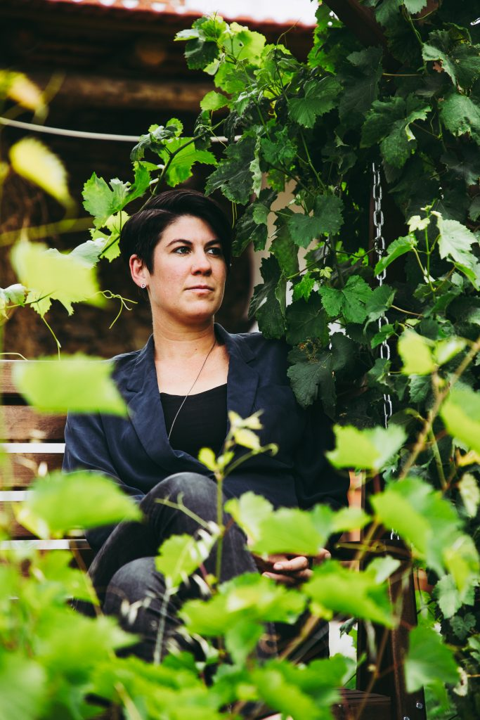 """Leyla Acaroglu, responsável pelo """"Co Project Farm Portugal""""."""