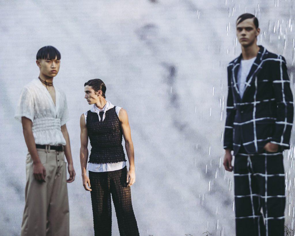 Moda Lisboa Out 2020, Colecao Filipe Augusto,Workstation, Parque Eduardo II, Lisboa