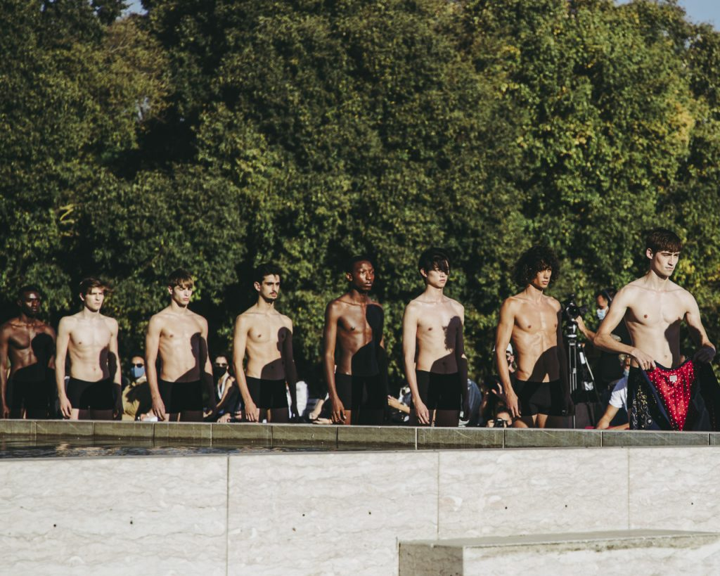 Moda Lisboa Out 2020, Colecao Nuno Gama, Parque Eduardo II, Lisboa